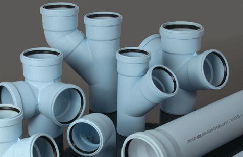 Bevorzugt Abwasserrohre mit Schallschutz - schallgedämmte PT68